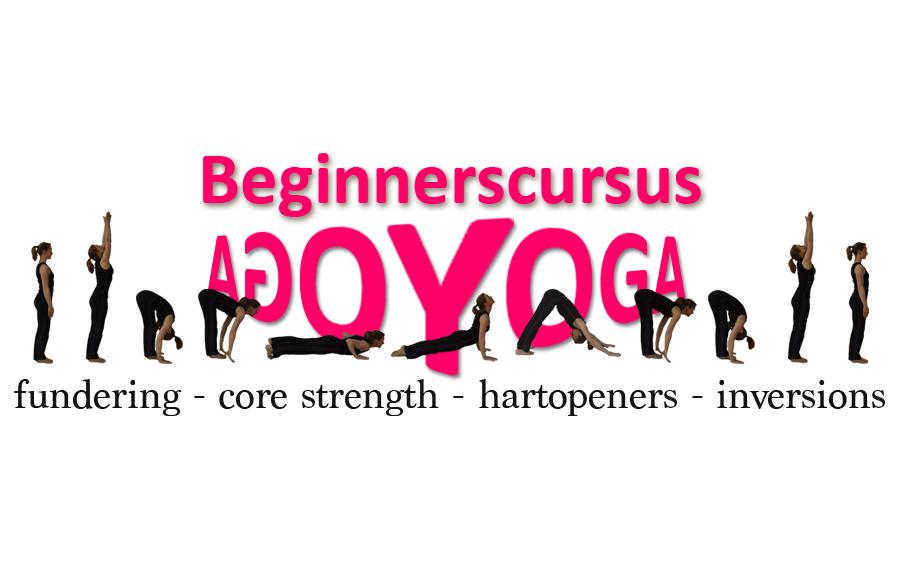 Nieuwe beginners cursus start op 7 september