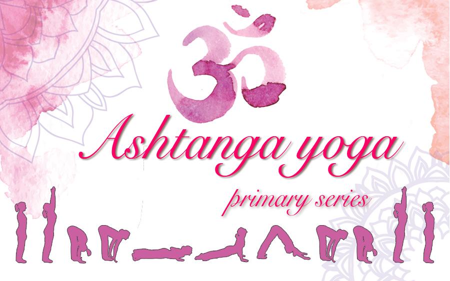 Dinsdag 12 februari Ashtanga yoga primary series 19:30 - 21:15 uur