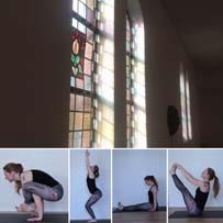 Ashtanga yoga primary series (1 mei cursuscentrum De Poort)